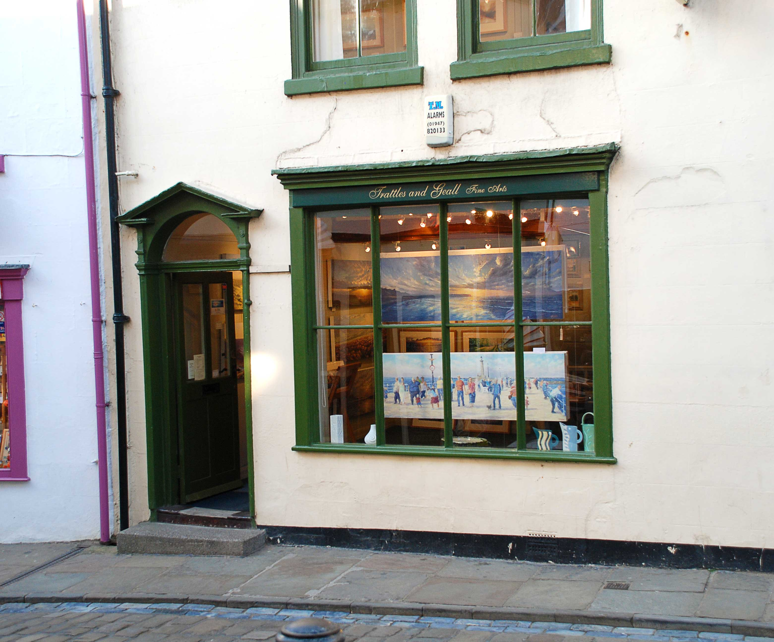 The old gallery on Church Street